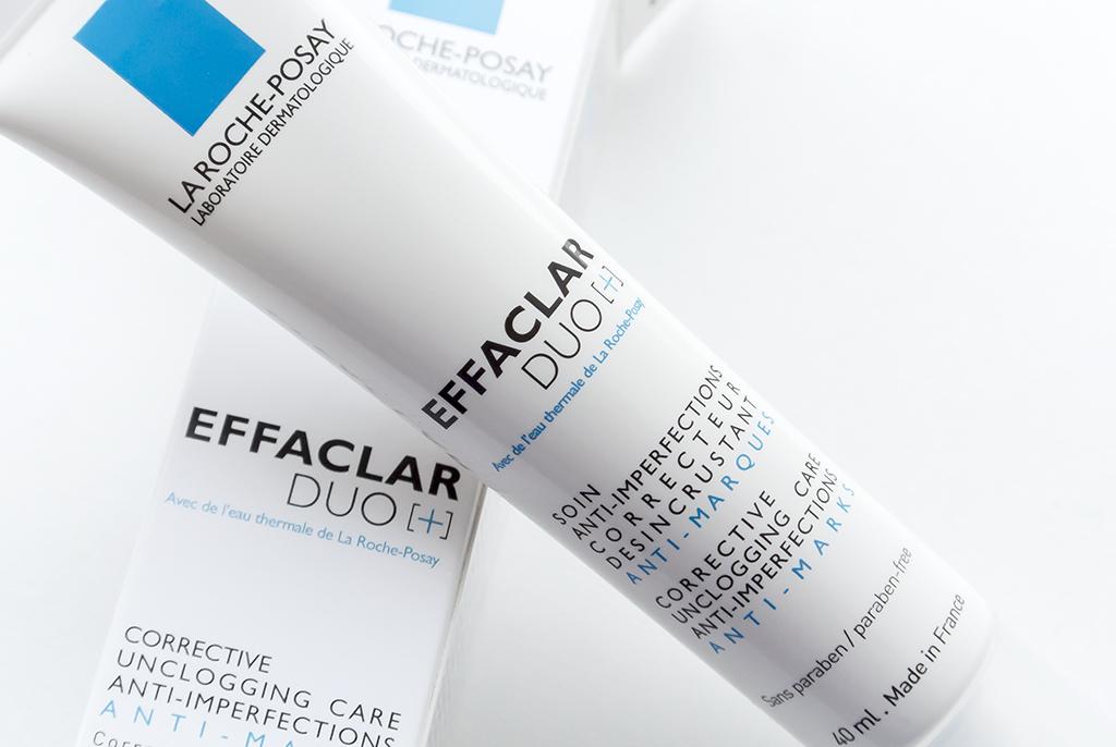 La Roche-posay Effaclar Duo инструкция - фото 4