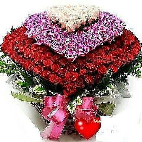 Букет роз самые красивые
